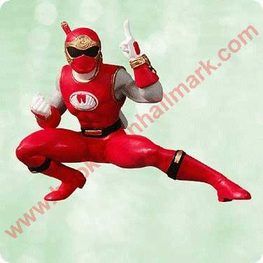 2003 Power Ranger Ninja Storm