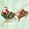2003 Santa's on His Way - Motion