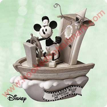 2003 Steamboat Willie - Magic - MIB