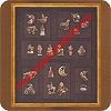 2003 Keepsake Ornament Gallery Collection with 22 Mini Ornaments