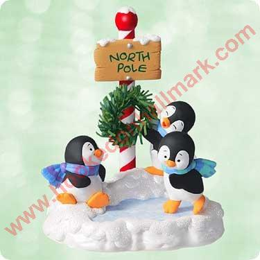 Penguin Christmas Ornaments