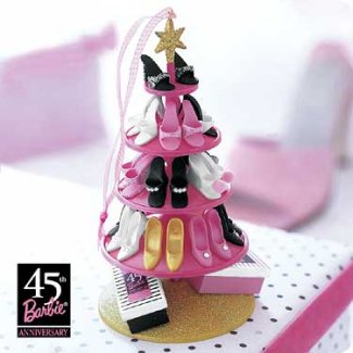 2004 Barbie Shoe Tree