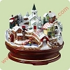 2004 Joyful Christmas Village, Music & Motion - MIB