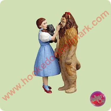2004 Dorothy and Cowardly Lion