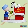 2004 Merry Christmas Snoopy