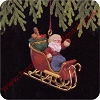 1990 Santas Journey - MINIATURE