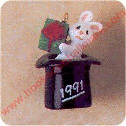 1991 Top Hatter - Miniature