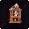 1992 Hickory  Dickory  Dock - Miniature