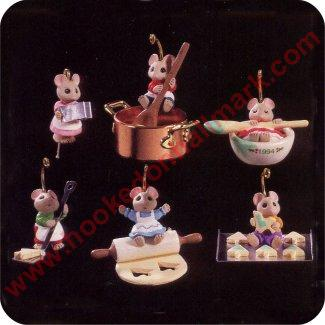 1994 Baking Tiny Treats - Miniature
