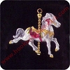 1994 Graceful Carousel Horse - Miniature