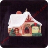 1994 Old English Village #7 - Miniature