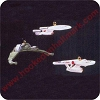 1995 Ships of Star Trek - Miniature set of 3