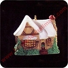 1995 Old English Village #8 - Tudor Home - Miniature