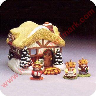 1995 Moustershire Christmas - Miniature