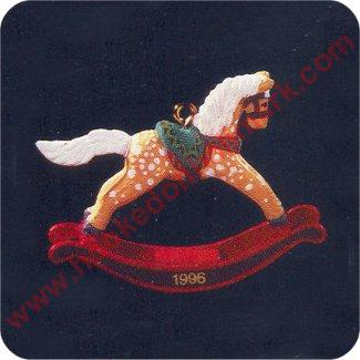 1996 Rocking Horse #9 - Miniature