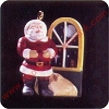 1997 Jolly Old Santa, Club - Miniature