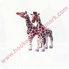 1997 Gentle Giraffes - Miniature