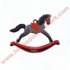 1997 Rocking Horse #10 - Miniature