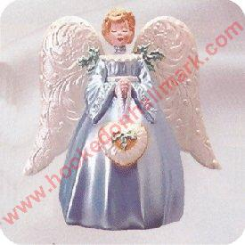 1998 Victorian Angel Mini Tree Topper