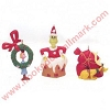 1999 Merry Grinchmas - Miniature SET OF 3