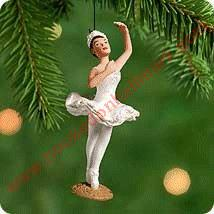 2000 Nutcracker Ballet #5 - Miniature