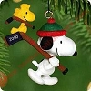2000 Winter Fun with Snoopy #3 - Miniature