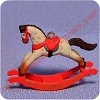 2001 Rocking Horse - Miniature