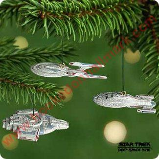 2001 Starfleet Legends Star Trek - Miniature