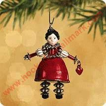 2002 Jingle Belle - Miniature