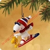 2002 Winter Fun with Snoopy #5 - Miniature