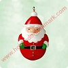 2003 Jolly Lil Santa -  Miniature - SDB