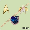 2004 Star Trek Insignias - Miniature