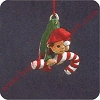 1988 Candy Cane Elf - MINIATURE
