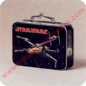 1998 Star Wars Lunchbox Ornament