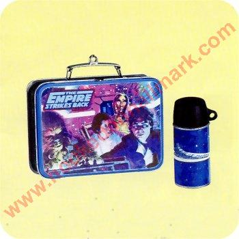2001 Empire Strikes Back Lunchbox & Thermos