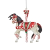 Trail of Painted Ponies - Peppermint Sticks Ornament