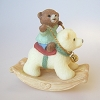 Rocking Bear - Tender Touches Figurine - DB
