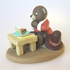 Pilgrim Bear Praying - Tender Touches - No Box