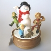 Melody-Go-Round Frosty the Snowman Music Decoration