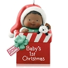2014 Baby's First Christmas - African American