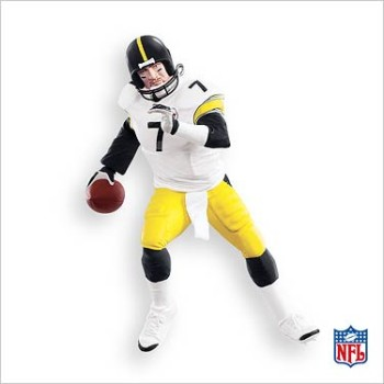 2007 Football Legends #13 - Ben Roethlisberger - DB