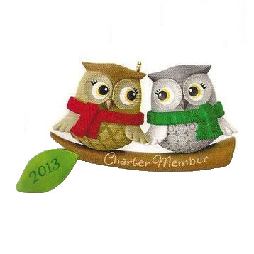 2013 whooo hooo for charter club members hallmark christmas ornament hallmark keepsake ornaments at hooked on hallmark ornaments