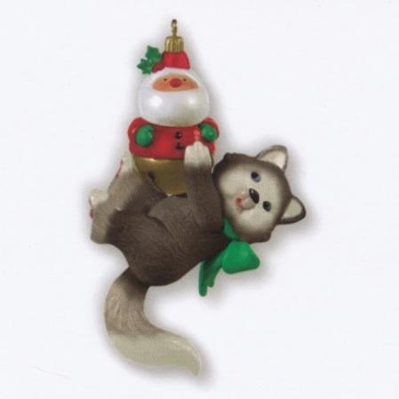 2013 Mischievous Kittens Anniversary Edition Hallmark