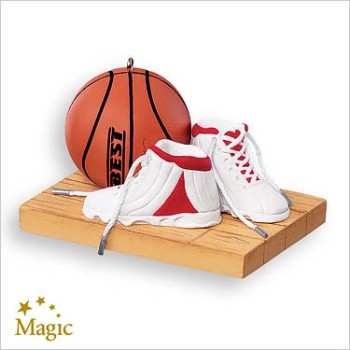 2007 Hoop Dreams - Magic!