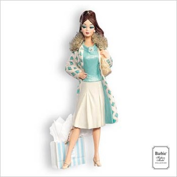 2007 Barbie Continental Holiday