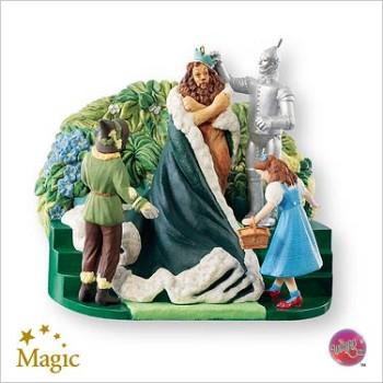 2007 Wizard Of Oz Hallmark Ornament At Hooked On Hallmark