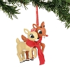 Rudolph and Clarice - Dept 56 Ornament
