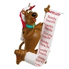2020 Scooby's Christmas List Scooby-Doo - Avail Oct
