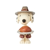2020 Snoopy Pilgrim Figurine - Jim Shore