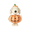 2019 Snoopy Pumpkin Figurine - Jim Shore